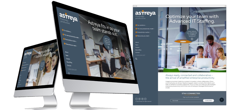 astreya-website
