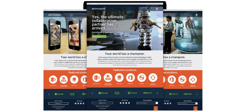 extrateam-website