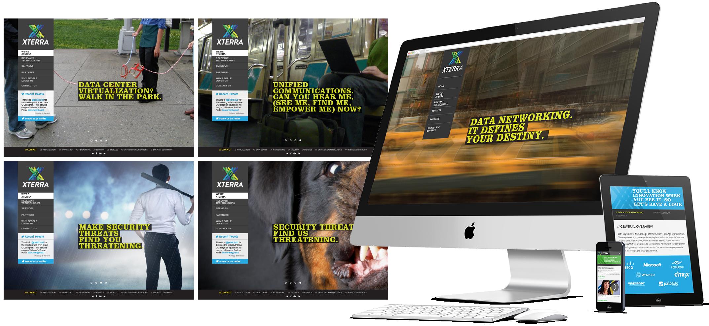 xterra-website